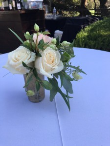 I love the little details at weddings